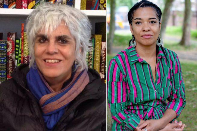 Susheila Nästa and Olumide Popoola