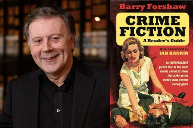 Barry Forshaw and cover