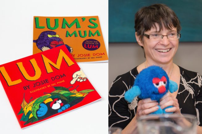 Josie Dom and Lum cover