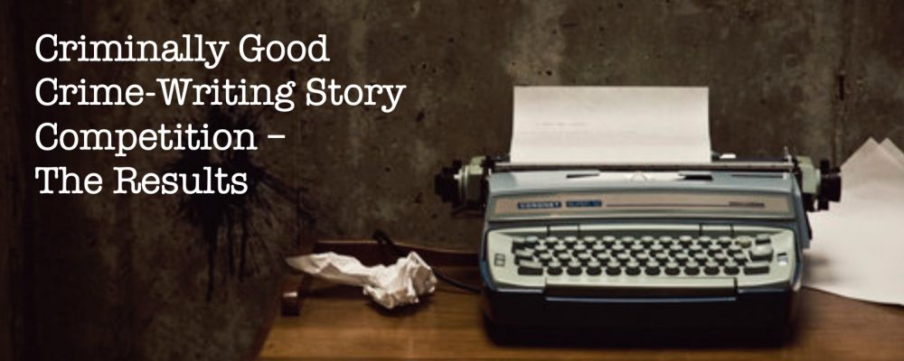 Crime Writing Competition Results slider