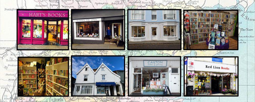 Bookshops of Essex